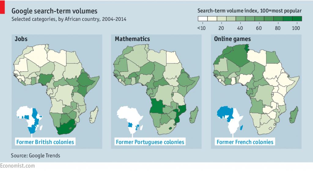 интересы африканцев